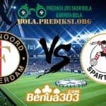 Prediksi Skor Feyenoord Vs Sparta Rotterdam 4 Agustus 2019