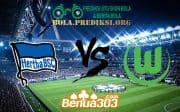 Prediksi Skor Hertha BSC Vs Wolfsburg 25 Agustus 2019