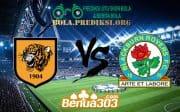Prediksi Skor Hull City AFC Vs Blackburn Rovers FC 21 Agustus 2019