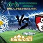 Prediksi Skor Leicester City FC Vs AFC Bournemouth 31 Agustus 2019