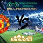 Prediksi Skor Manchester United FC Vs Crystal Palace FC 24 Agustus 2019