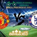 Prediksi Skor Manchester United Vs Chelsea FC 11 Agustus 2019