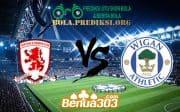 Prediksi Skor Middlesbrough FC Vs Wigan Athletic FC 21 Agustus 2019