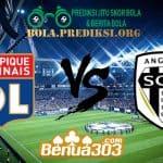 Prediksi Skor Olympique Lyonnais Vs Angers SCO 17 Agustus 2019