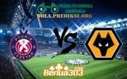 Prediksi Skor Pyunik Vs Wolverhampton Wanderers 8 Agustus 2019