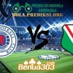 Prediksi Skor Rangers Vs Legia Warsawa 30 Agustus 2019