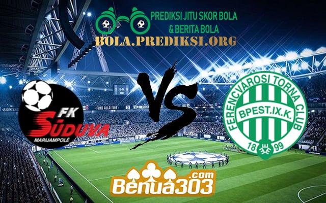 Prediksi Skor Sūduva Vs Ferencváros 23 Agustus 2019
