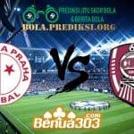 Prediksi Skor SK Slavia Prague Vs CFR Cluj 29 Agustus 2019