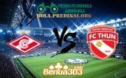 Prediksi Skor Spartak Moskwa Vs FC Thoune 15 Agustus 2019