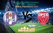 Prediksi Skor Toulouse FC Vs Dijon FCO 18 Agustus 2019