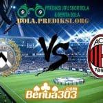 Prediksi Skor Udinese Vs Milan 25 Agustus 2019
