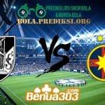 Prediksi Skor Vitória Guimarães Vs Steaua Bucharest 30 Agustus 2019