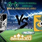 Prediksi Skor Vitória Guimarães Vs Ventspils 14 Agustus 2019
