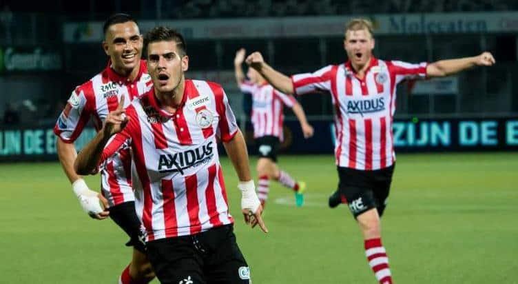 Sparta Rotterdam FC Team