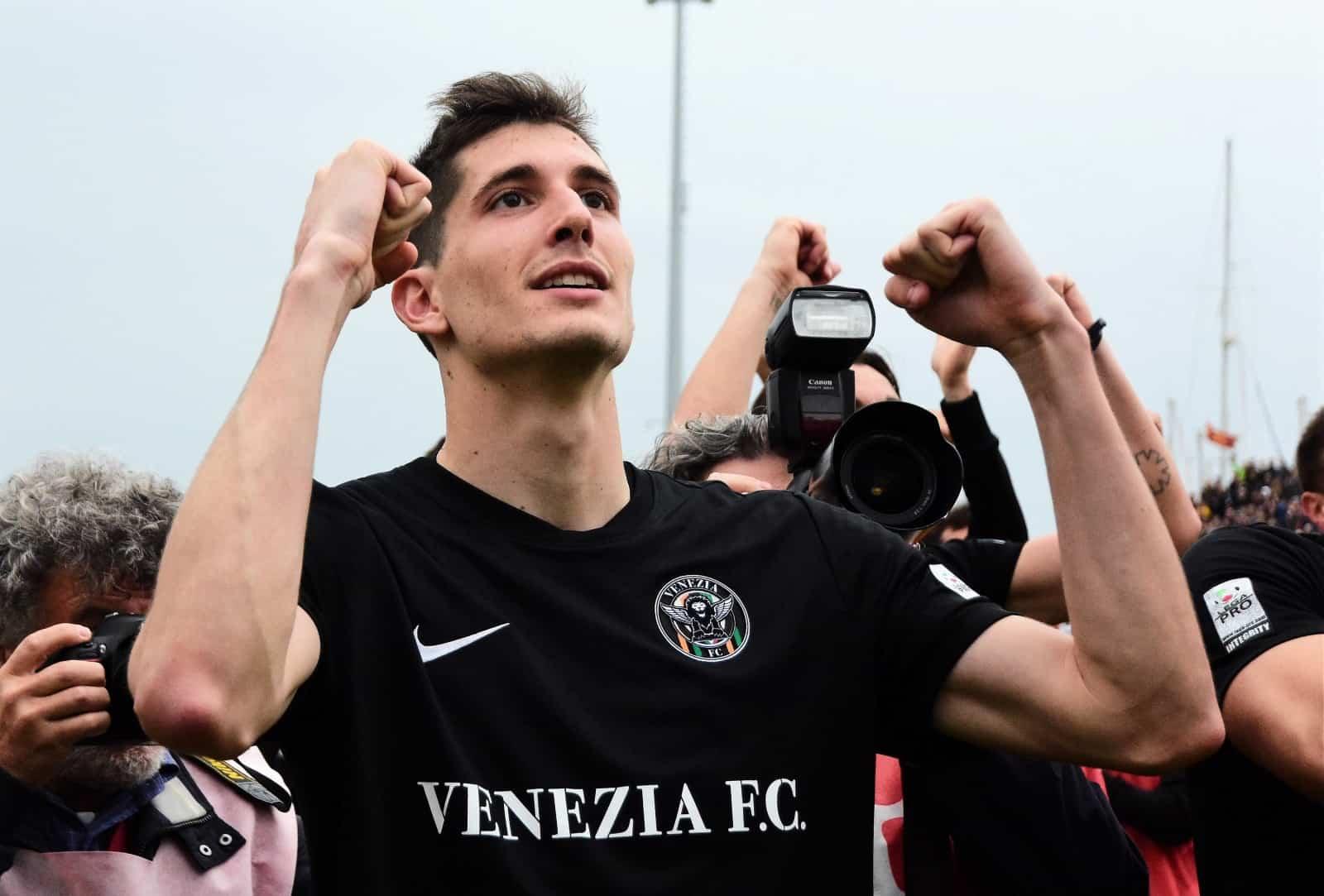 Venezia fc team match