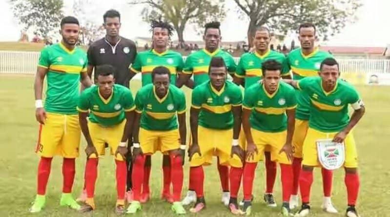 ETHIOPIA FC TEAM