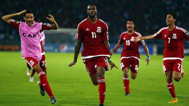 Guinea Khatulistiwa fc team 2019