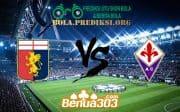 Prediksi Skor Genoa Vs Fiorentina 2 September 2019