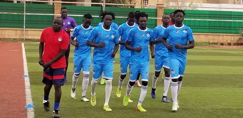 SOuth SUdah FC Team
