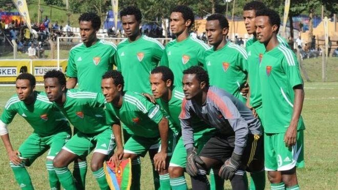 eritrea fc team