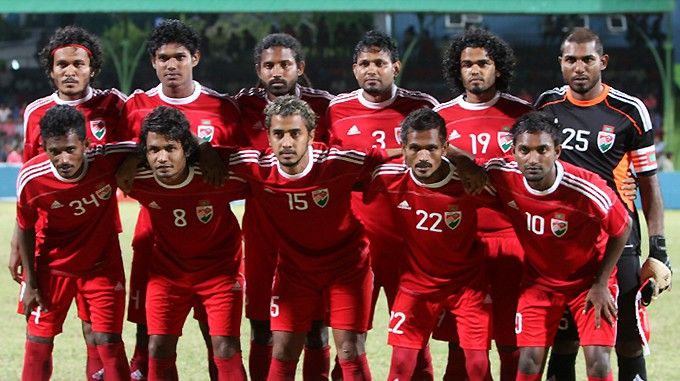 Maldives Team
