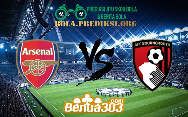 Prediksi Skor Arsenal FC Vs AFC Bournemouth 6 Oktober 2019