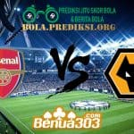 Prediksi Skor Arsenal FC Vs Wolverhampton Wanderers 2 November 2019