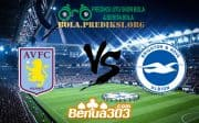 Prediksi Skor Aston Villa FC Vs Brighton & Hove Albion 19 Oktober 2019