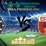 Prediksi Skor Borussia M'gladbach Vs Augsburg 6 Oktober 2019