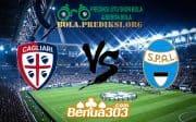 Prediksi Skor Cagliari Vs SPAL 20 Oktober 2019
