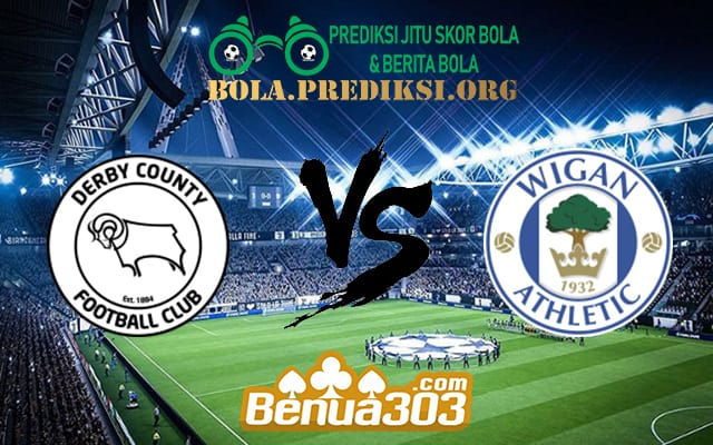 Prediksi Skor Derby County FC Vs Wigan Athletic FC 24 Oktober 2019