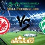 Prediksi Skor Eintracht Frankfurt Vs Werder Bremen 6 Oktober 2019