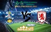 Prediksi Skor Huddersfield Town Vs Middlesbrough FC 24 Oktober 2019