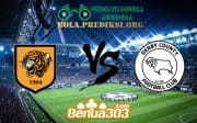 Prediksi Skor Hull City Vs Derby County 26 Oktober 2019