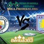 Prediksi Skor Manchester City FC Vs Aston Villa FC 26 Oktober 2019