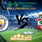Prediksi Skor Manchester City FC Vs Southampton FC 2 November 2019