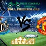 Prediksi Skor Newcastle United Vs Manchester United 6 Oktober 2019