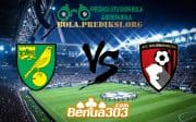 Prediksi Skor Norwich City FC Vs AFC Bournemouth 19 Oktober 2019