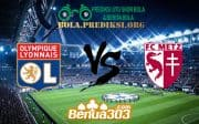 Prediksi Skor Olympique Lyonnais Vs FC Metz 27 Oktober 2019