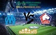 Prediksi Skor Olympique de Marseille Vs Lille OSC 2 November 2019