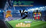 Prediksi Skor Real Sociedad Vs Levante 31 Oktober 2019