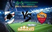 Prediksi Skor Sampdoria Vs Roma 20 Oktober 2019