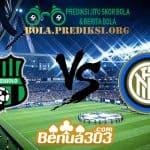Prediksi Skor Sassuolo Vs Internazionale 20 Oktober 2019