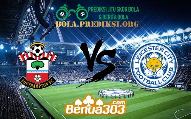 Prediksi Skor Southampton FC Vs Leicester City FC 26 Oktober 2019