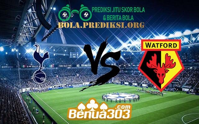 Prediksi Skor Tottenham Hotspur Vs Watford FC 19 Oktober 2019