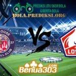 Prediksi Skor Toulouse FC Vs Lille OSC 20 Oktober 2019