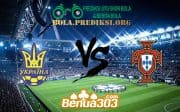 Prediksi Skor Ukraine Vs Portugal 15 October 2019