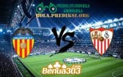 Prediksi Skor Valencia Vs Sevilla 31 Oktober 2019
