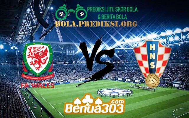 Prediksi Skor Wales Vs Kroasia 14 Oktober 2019