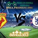 Prediksi Skor Watford FC Vs Chelsea FC 3 November 2019
